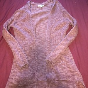 Sonoma knitted cardigan